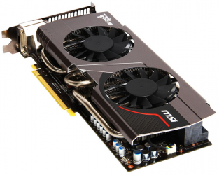 MSI GTX 680 Twin Frozr III