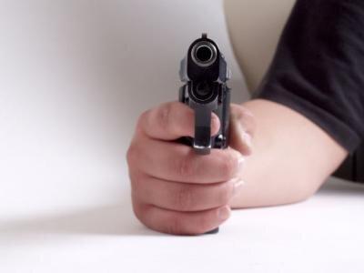pistolet arme