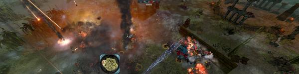 Warhammer NVIDIA Surround