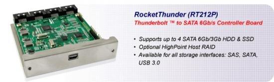 HightPoint rocketThunder RT7114P RT212P