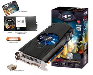 HIS HD 7870 Fan