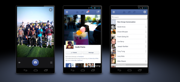 Facebook Android 1.9