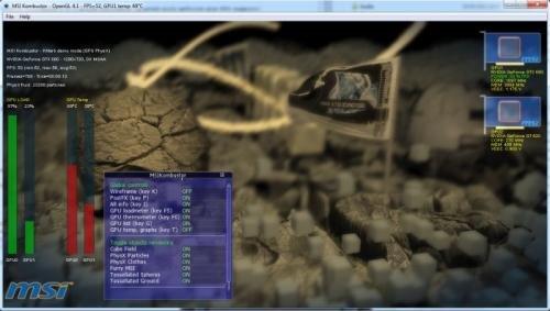 MSI Kombustor 2.3.0