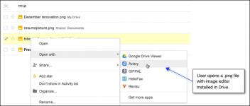 Google Drive SDK