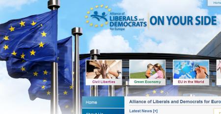 ALDE ACTA parlement européen
