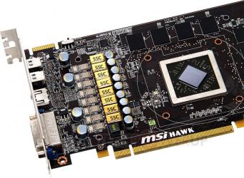 MSI HD 7870 Hawk TechPowerUP!