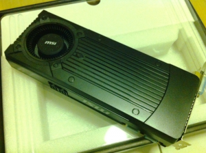 GeForce GTX 670 MSI MyDrivers