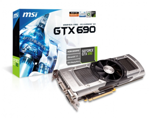 MSI GeForce GTX 690