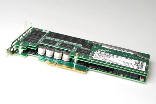 Intel 910 series SSD Intel (Hot hardware)