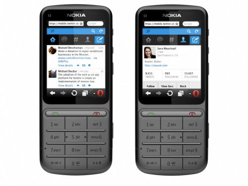 twitter site mobile
