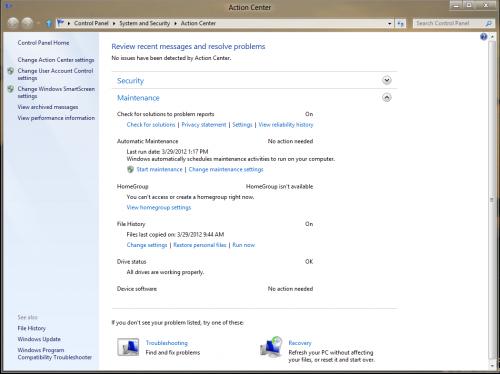 win8 windows 8 ntfs chkdsk