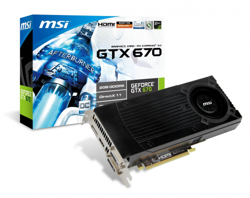 MSI GeForce GTX 670