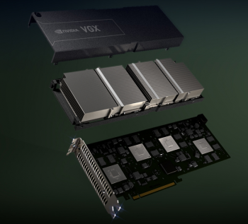 NVIDIA VGX Board