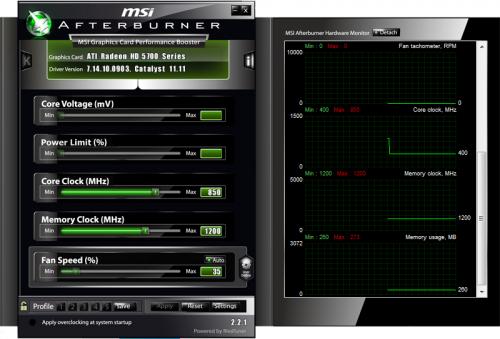 MSI Afterburner 2.2.1