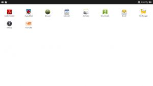 VIA APC interface
