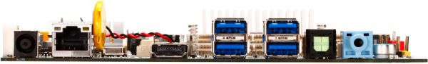 Gigabyte thin mini ITX MSQ77DI