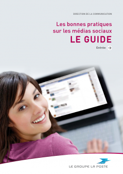 Guide médias sociaux La Poste
