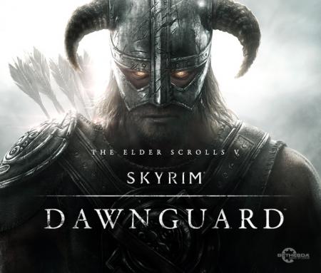 The Elder Scroll skyrim dawnguard