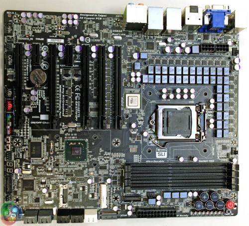 Gigabyte Z77X-UP7 Kit Guru