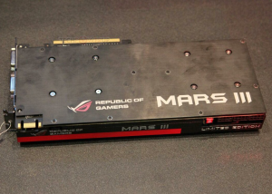 Mars III ASUS TechpowerUp!