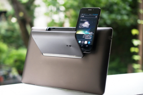 Asus PadFone (The verge)