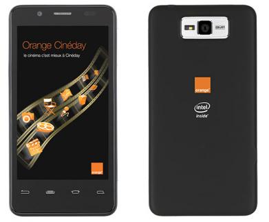 Orange Intel Inside Santa Clara