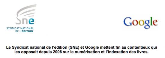 google sne accord