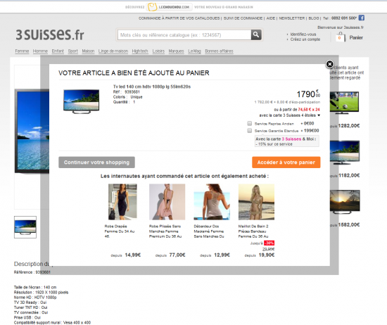 3suisses.fr 29343 code promotionnel