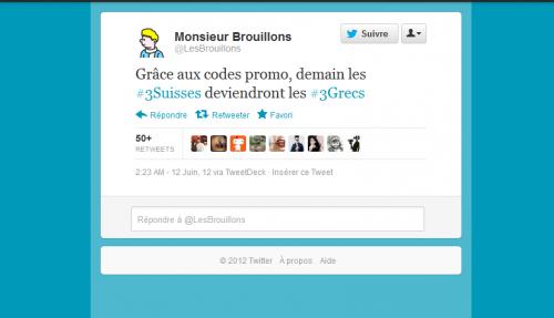 Les3suisses.fr Les3grecs.fr