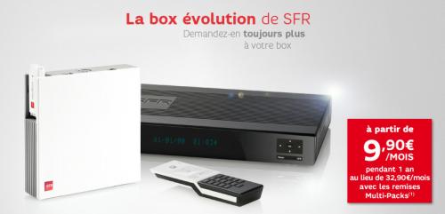 Vente Privee SFR Free 2012