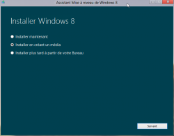win8 installation