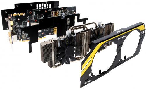 MSI GeForce GTX 680 Lightning