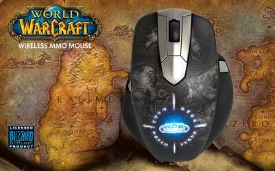 SteelSeries souris WOW