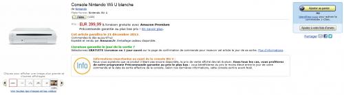 Wii U Amazon