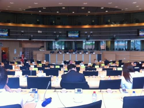 commission INTA bruxelles ACTA