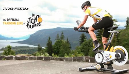 pro-form vélo tour de france