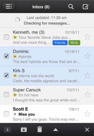 Gmail ios notification 1.2.7812