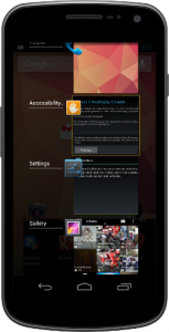 Google Android 4.1 Jelly Bean