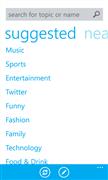 Twitter Windows Phone 7