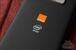 Orange Intel Inside