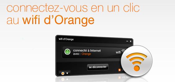 orange application wifi ordinateur