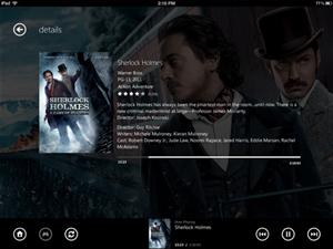 My Xbox Live iPad