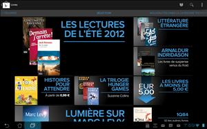 Google Play Livres