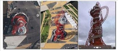Bing maps jeux olympiques
