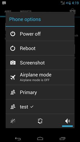 cyanognemod 10 multi utilisateur