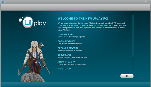 uplay ubisoft application pc