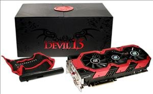 PowerColor Devil 13 HD 7990