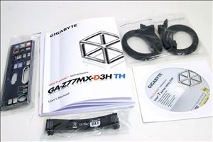 Gigabyte Z77MX-D3H TH Thunderbolt