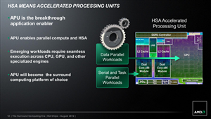 AMD Hot Chips 2012 Steamroller