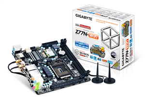 Gigabyte Z77N-WiFI